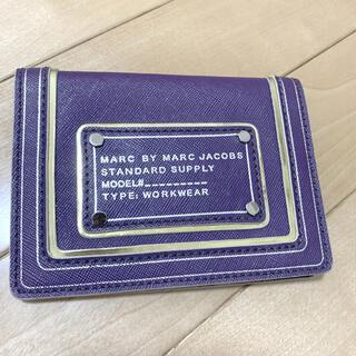 マークバイマークジェイコブス(MARC BY MARC JACOBS)のパスポートケース マークバイマークジェイコブス(旅行用品)
