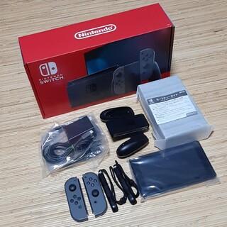 Nintendo Switch - 任天堂スイッチ Nintendo Switch グレイ