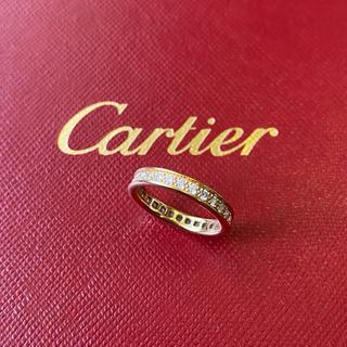 Cartier - Cartier カルティエ フルエタニティ YG #48