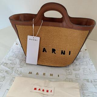 Marni - MARNI マルニ ラフィアトート ショルダー ミディアムサイズ 保存袋付き