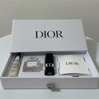 Christian Dior - ディオール  ビューティディスカバリーセット