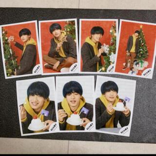 ジャニーズJr. - なにわ男子 高橋恭平 公式写真 グリーティングフォト クリスマス