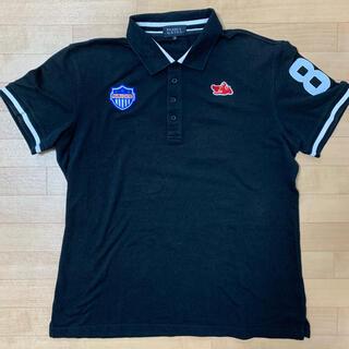 PEARLY GATES - パーリーゲイツ ゴルフウェア サイズ6  ポロシャツ  ブラック