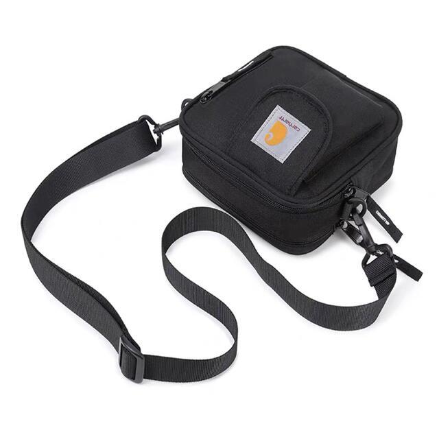 carhartt(カーハート)のカーハート carhartt ショルダーバッグ 黒 ブラック メンズのバッグ(ショルダーバッグ)の商品写真