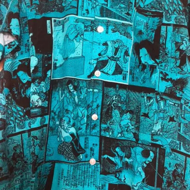 WACKO MARIA(ワコマリア)のワコマリア   アロハ メンズのトップス(シャツ)の商品写真