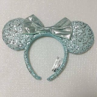 Disney - 即購入OK❗️海外ディズニー アレンデールアクア  アナと雪の女王のカチューシャ