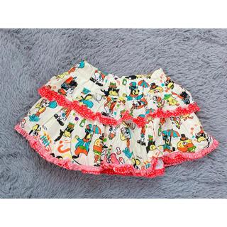 ジャム(JAM)のJAM★スカート 130(スカート)