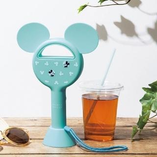 ミッキーマウス(ミッキーマウス)のミッキーマウス 羽根のない 扇風機 InRed 付録 ディズニー(扇風機)