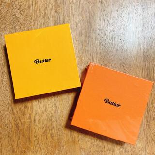 新品未開封 Butter BTS ランダムトレカ・メッセージカード 付き