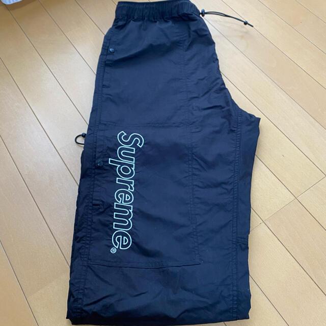 Supreme(シュプリーム)のsupreme 2-tone cinch trackpant 希少S メンズのパンツ(その他)の商品写真