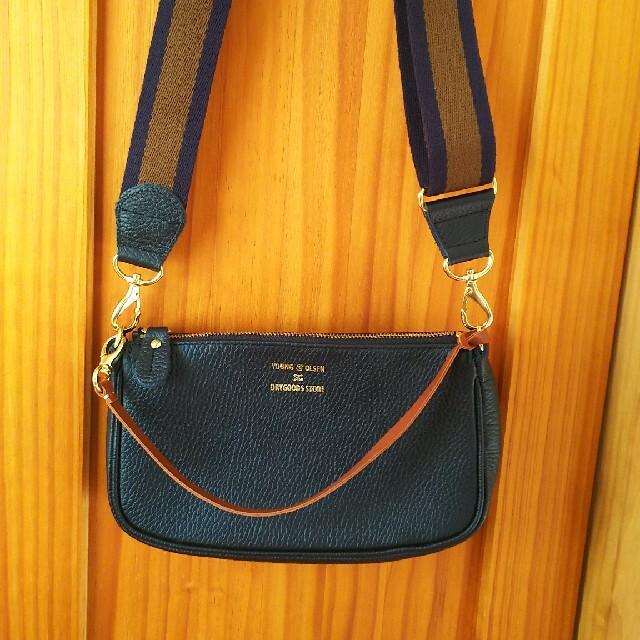 FRAMeWORK(フレームワーク)のyoung&olsen☆2wayポーチ レディースのバッグ(ショルダーバッグ)の商品写真