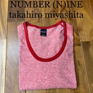 ナンバーナイン(NUMBER (N)INE)のナンバーナイン ロンT 長袖 タカヒロ ミヤシタ(Tシャツ/カットソー(七分/長袖))