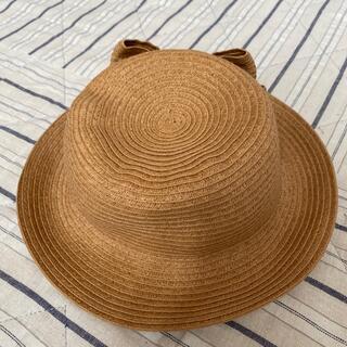 プティマイン(petit main)の帽子 プティマイン 52センチ リボン(帽子)