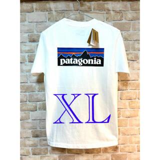 patagonia - Patagonia XLホワイト 男女兼用 Tシャツ