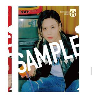SHINee - SHINee テミン  ミニクリアファイル TSUTAYA特典