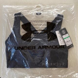 UNDER ARMOUR - UNDER ARMOUR ♡ スポーツブラ ミッドインパクト