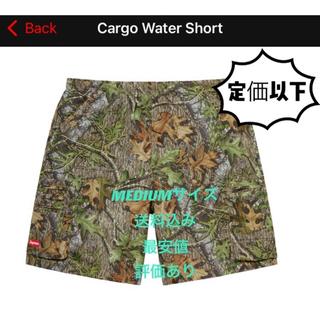 Supreme - 【定価以下】supreme cargo water short