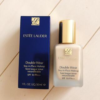 エスティローダー(Estee Lauder)のエスティーローダー ダブルウェア 36 サンド(ファンデーション)