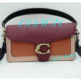 COACH - 新品 コーチ ショルダーバッグ ハンドバッグ タビー 斜めがけ COACH
