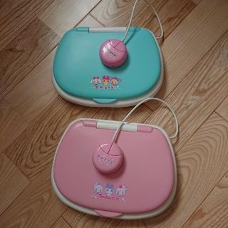 バンダイ(BANDAI)のたまごっちパソコン  おもちゃ(知育玩具)