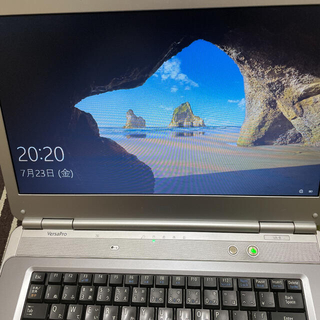 NEC - NEC ノートパソコン Windows10