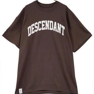 W)taps - descendant 21ss team ss 2番 wtaps