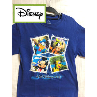 Disney - ディズニーワールド Hanes Tシャツ レディース