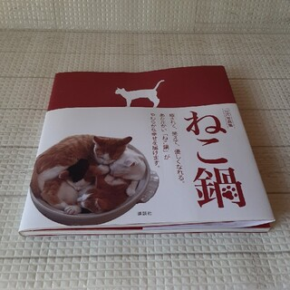 コウダンシャ(講談社)のねこ鍋 公式写真集(趣味/スポーツ/実用)