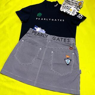 PEARLY GATES - 新品.未使用❣️pearly gates スカート  ⓪
