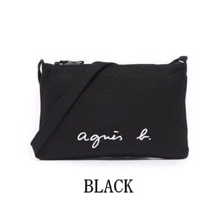 agnes b. - 新品 アニエスベー サコッシュ バッグ ショルダーバッグ