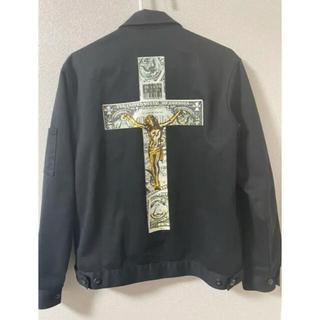 シュプリーム(Supreme)の2014ss supreme dead kennedys work jacket(ブルゾン)