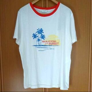 Saint Laurent - 【新品】SAINT LAURENT Tシャツ サンローラン
