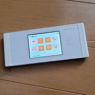 au WiMAX 2+♡SPEED Wi-Fi(PC周辺機器)