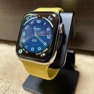 Hermes - Apple Watch series5 HERMES 44mm(ベルト未使用)