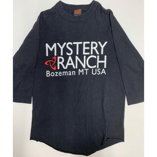 ミステリーランチ(MYSTERY RANCH)のミステリーランチ 7分袖ベースボールシャツ(Tシャツ/カットソー(七分/長袖))