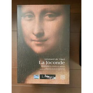 メディコムトイ(MEDICOM TOY)のBE@RBRICK LEONARD DE VINCI Mona Lisa (フィギュア)