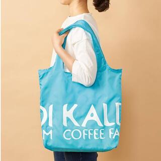 KALDI - カルディ☆エコバッグ水色
