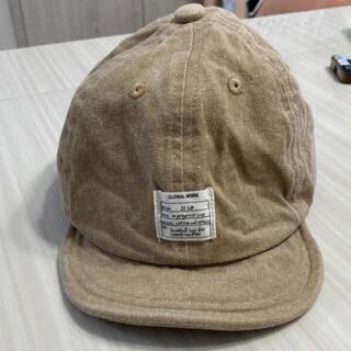 グローバルワーク(GLOBAL WORK)の子供用 キャップ 帽子 53cm〜55cm(帽子)