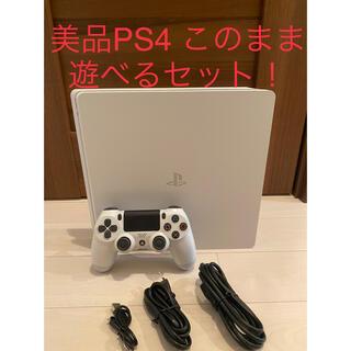 PlayStation4 - 美品PS4 本体CUH-2000Aプレイステーション4このまま遊べるセット