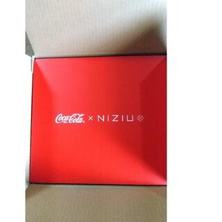 [非売品]NIZIU コカコーラ 保冷ペットボトルクーラー&ペアグラス