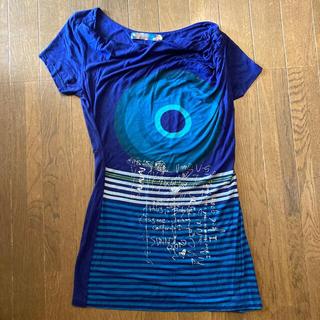 デシグアル(DESIGUAL)のデシグアル ロングTシャツ2枚(Tシャツ(半袖/袖なし))