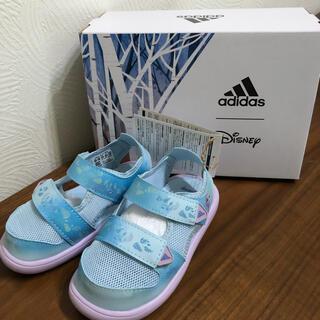 adidas - 週末タイムセール!!adidas アナと雪の女王2 サンダル 16cm
