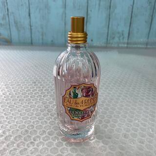 ロクシタン(L'OCCITANE)のロクシタン 香水 ガーデン オードトワレ ローズ 125ml 中古現状品(香水(女性用))