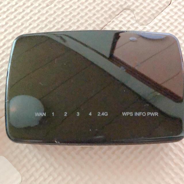 ELECOM(エレコム)の[訳あり]ELECOM 無線LAN 中継器 中古  スマホ/家電/カメラのPC/タブレット(PC周辺機器)の商品写真