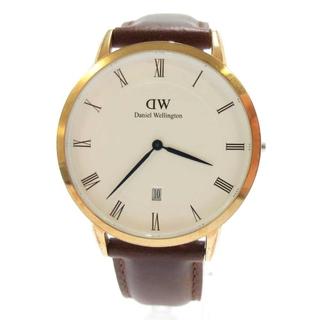 ダニエルウェリントン(Daniel Wellington)のDaniel Wellington ダニエルウェリントン ウォッチ(腕時計(アナログ))
