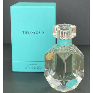 Tiffany & Co. - ティファニー オードパルファム 50ml