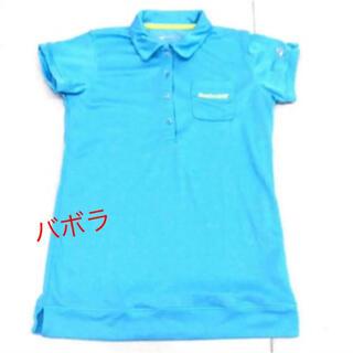 バボラ(Babolat)の⭐️美品⭐️バボラ⭐️レディース⭐️半袖ゴルフシャツ(ウエア)