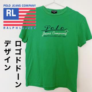 ポロラルフローレン(POLO RALPH LAUREN)のポロジーンズ Tシャツ Mサイズ(Tシャツ/カットソー(半袖/袖なし))