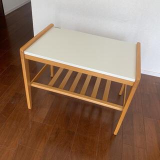 ヴィンテージ  karimoku コーヒーテーブル サイドテーブル(コーヒーテーブル/サイドテーブル)
