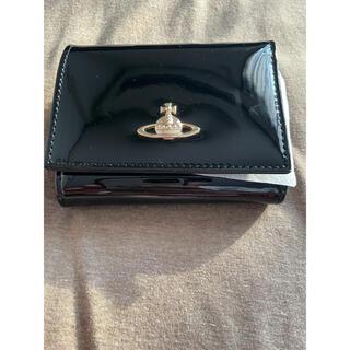 Vivienne Westwood - Vivienne Westwood 折りたたみ財布 ブラック 黒